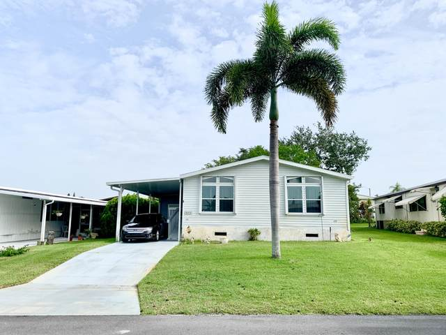 7971 SE Homestead Avenue, Hobe Sound, FL 33455 (MLS #RX-10724470) :: United Realty Group