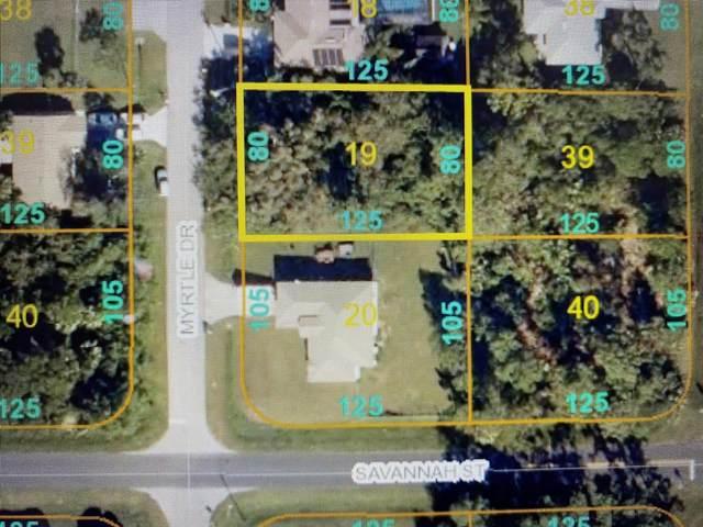 5606 Myrtle Drive, Fort Pierce, FL 34982 (#RX-10724484) :: Michael Kaufman Real Estate