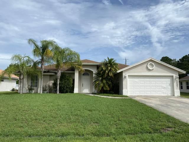 2331 SW Salmon Road, Port Saint Lucie, FL 34953 (#RX-10724489) :: Michael Kaufman Real Estate