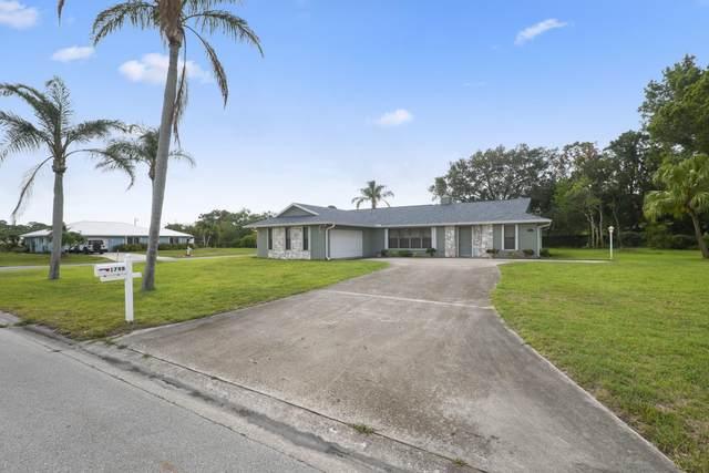 1798 SE Westmoreland Boulevard, Port Saint Lucie, FL 34952 (#RX-10724510) :: Michael Kaufman Real Estate