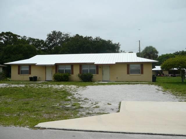 2727 Cherokee Avenue, Fort Pierce, FL 34946 (MLS #RX-10724581) :: United Realty Group