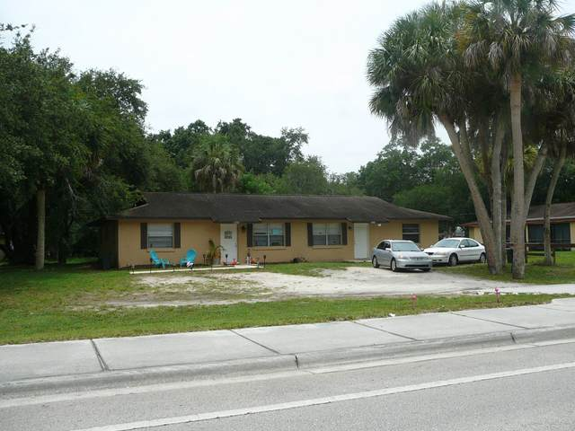 2301 St Lucie Boulevard, Fort Pierce, FL 34946 (MLS #RX-10724585) :: United Realty Group