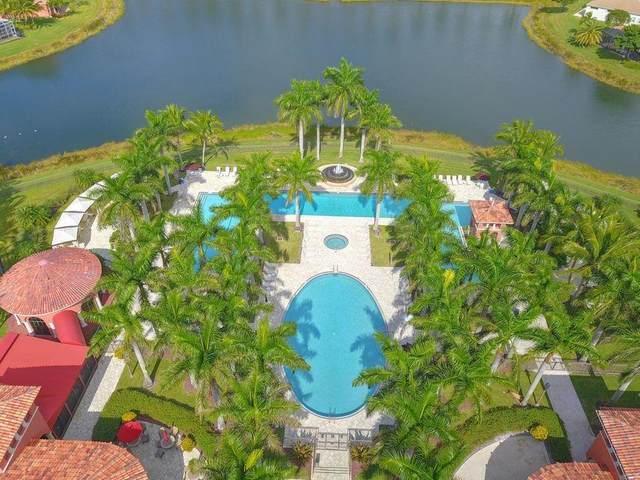 8705 Via Brilliante, Wellington, FL 33411 (#RX-10724586) :: Michael Kaufman Real Estate