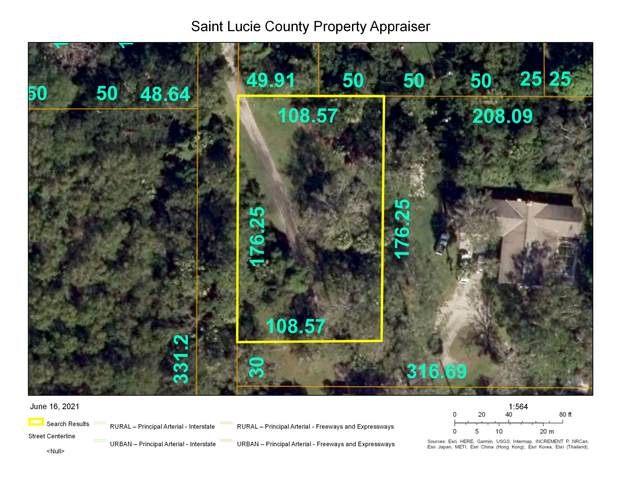 0 Ulrich Road, Fort Pierce, FL 34982 (MLS #RX-10724593) :: United Realty Group