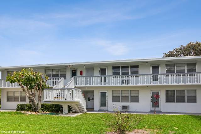 177 Andover G, West Palm Beach, FL 33417 (#RX-10724595) :: The Power of 2 | Century 21 Tenace Realty