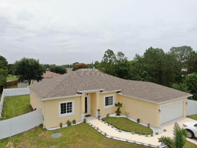 431 SW Molloy Street, Port Saint Lucie, FL 34984 (#RX-10724620) :: Michael Kaufman Real Estate