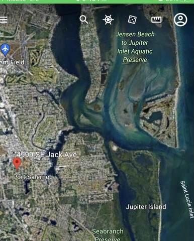 4999 SE Jack Avenue, Stuart, FL 34997 (#RX-10724622) :: Michael Kaufman Real Estate