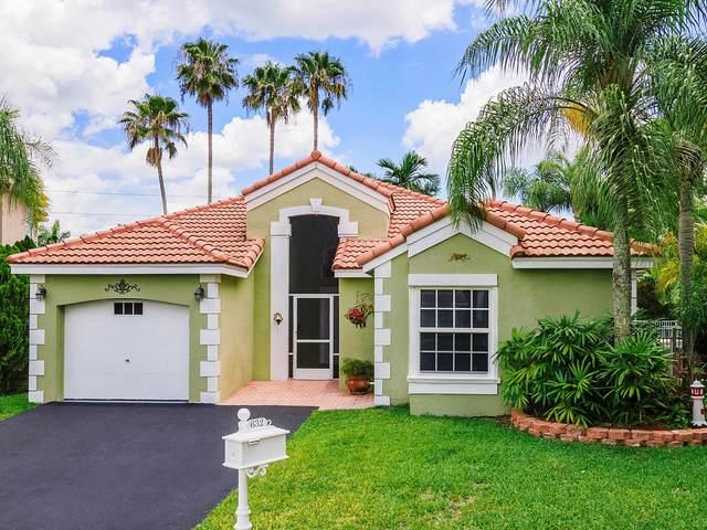 632 Bedford Way, Weston, FL 33326 (MLS #RX-10724628) :: United Realty Group