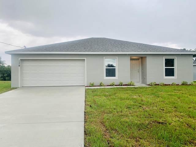 179 SW Glenwood Drive, Port Saint Lucie, FL 34984 (#RX-10724630) :: Michael Kaufman Real Estate