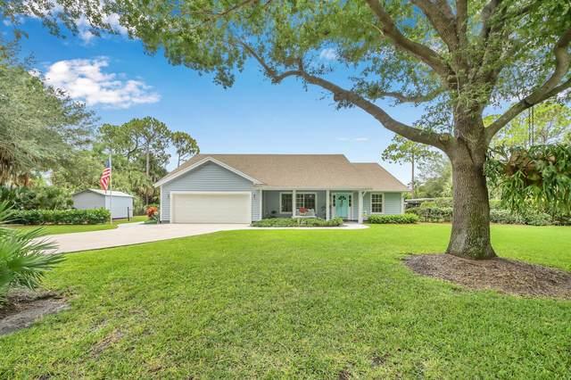 8968 Pinion Drive, Lake Worth, FL 33467 (#RX-10724650) :: Michael Kaufman Real Estate