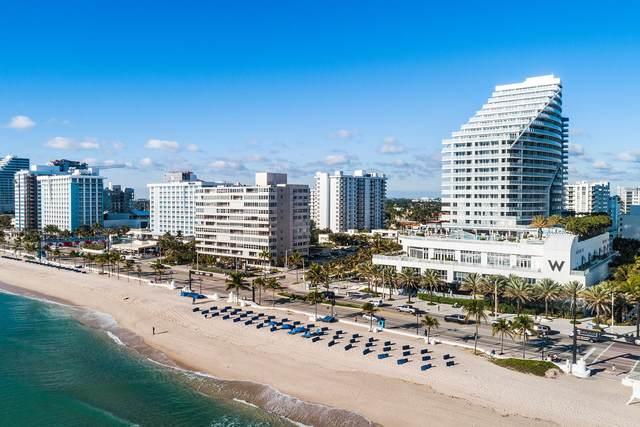 3101 Bayshore Drive #1207, Fort Lauderdale, FL 33304 (#RX-10724667) :: Michael Kaufman Real Estate