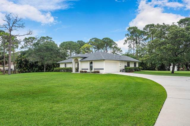 14557 79th Court N, Loxahatchee, FL 33470 (MLS #RX-10724673) :: The Jack Coden Group