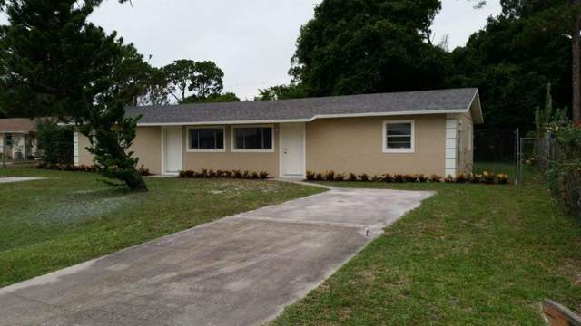 5005 Killarney Avenue, Fort Pierce, FL 34951 (MLS #RX-10724685) :: United Realty Group