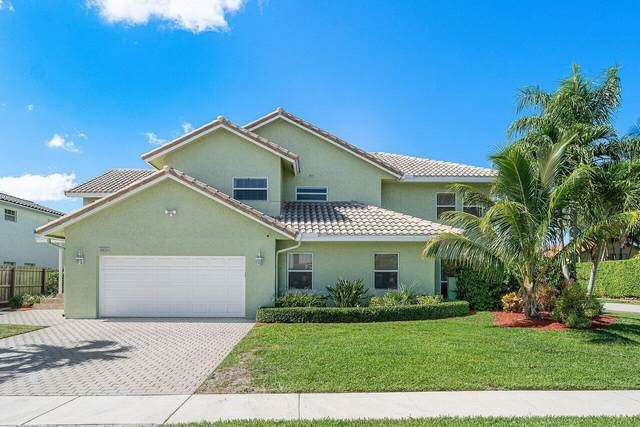 1511 SW 20th Street, Boca Raton, FL 33486 (#RX-10724690) :: Michael Kaufman Real Estate