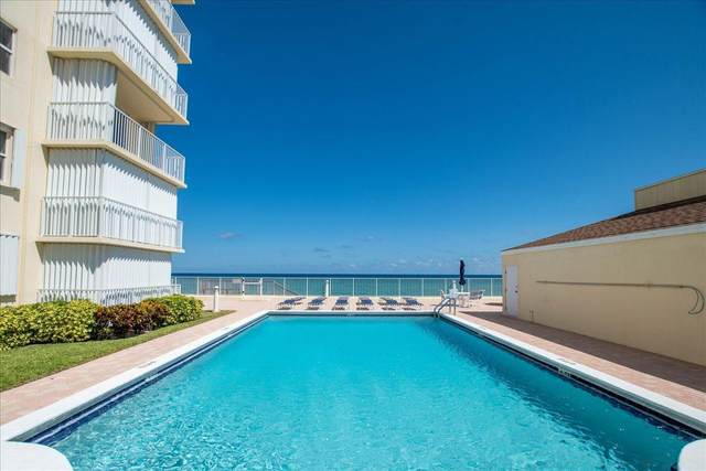 3540 S Ocean Boulevard #410, South Palm Beach, FL 33480 (MLS #RX-10724691) :: The Jack Coden Group