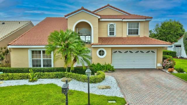 23261 Torre Circle, Boca Raton, FL 33433 (#RX-10724725) :: Real Treasure Coast
