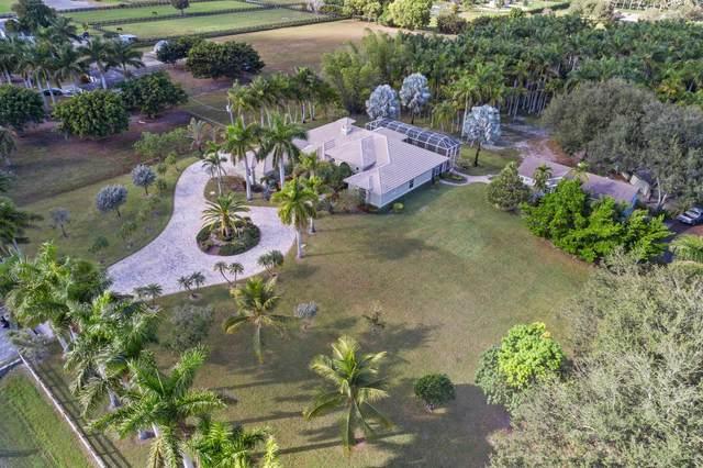 16553 Norris Road, Wellington, FL 33470 (#RX-10724736) :: Baron Real Estate