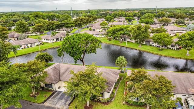 4779 Quailwood Terrace B, Boynton Beach, FL 33436 (#RX-10724782) :: Posh Properties