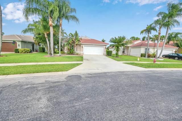5409 Oakmont Village Circle, Lake Worth, FL 33463 (#RX-10724844) :: Michael Kaufman Real Estate