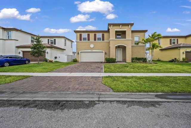 7621 NW Greenspring Street, Port Saint Lucie, FL 34987 (MLS #RX-10724848) :: United Realty Group