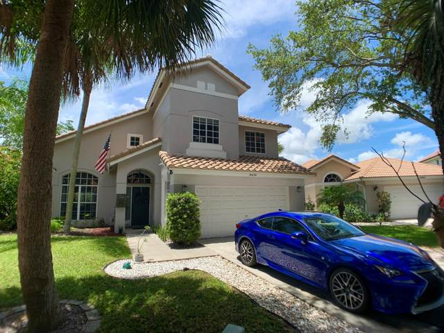 8434 NW 57th Drive, Coral Springs, FL 33067 (MLS #RX-10724852) :: United Realty Group
