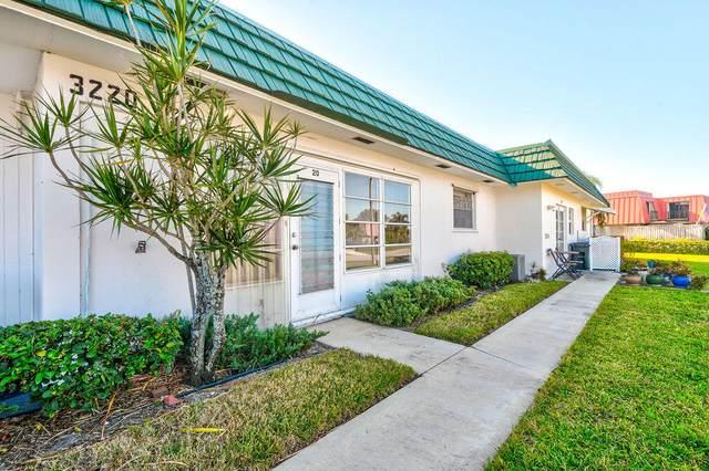 3220 Meridian Way S #20, Palm Beach Gardens, FL 33410 (#RX-10724864) :: The Rizzuto Woodman Team