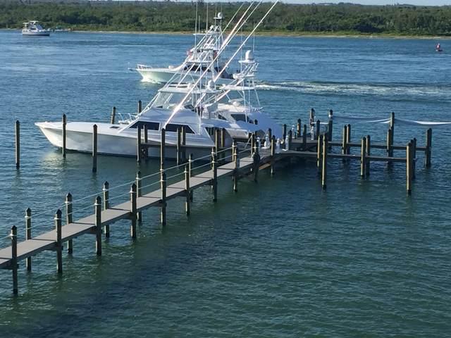 1440 E Seaway Drive #1, Fort Pierce, FL 34949 (#RX-10724871) :: Posh Properties