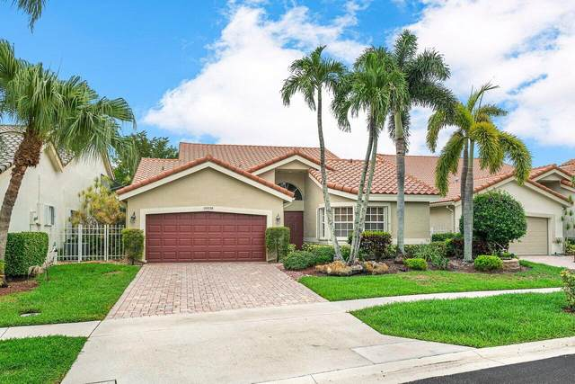 10338 Buena Ventura Drive, Boca Raton, FL 33498 (#RX-10724893) :: Michael Kaufman Real Estate