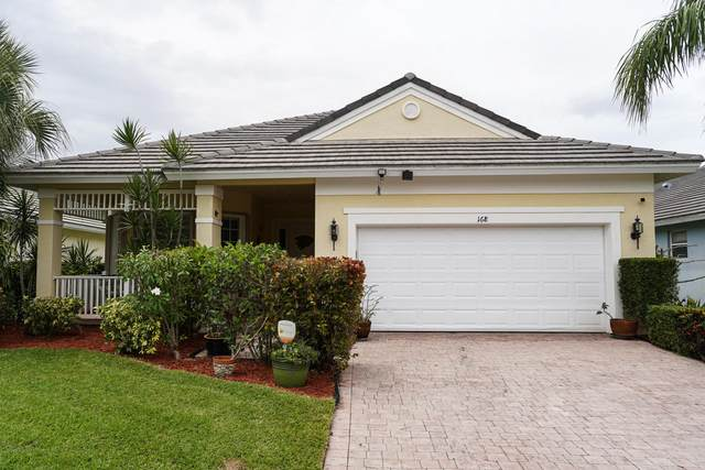 168 NW Willow Grove Avenue, Port Saint Lucie, FL 34986 (MLS #RX-10724937) :: United Realty Group