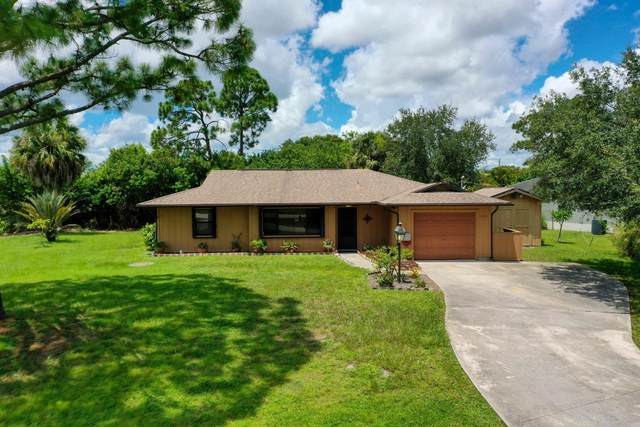 1598 SW Irving Street, Port Saint Lucie, FL 34983 (MLS #RX-10724940) :: United Realty Group