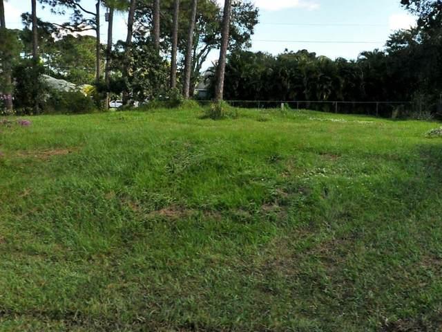 3501 SW Margela Street, Port Saint Lucie, FL 34953 (MLS #RX-10724947) :: United Realty Group