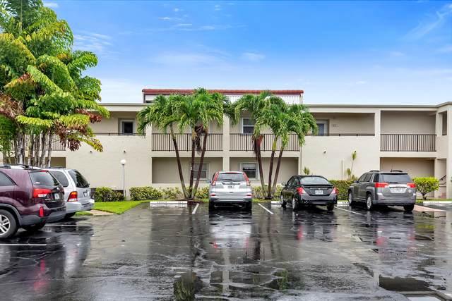 2528 Boundbrook Drive S #205, West Palm Beach, FL 33406 (#RX-10724963) :: DO Homes Group