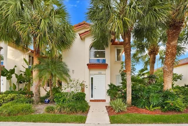 460 NW 67th Street L208, Boca Raton, FL 33487 (MLS #RX-10724974) :: Castelli Real Estate Services