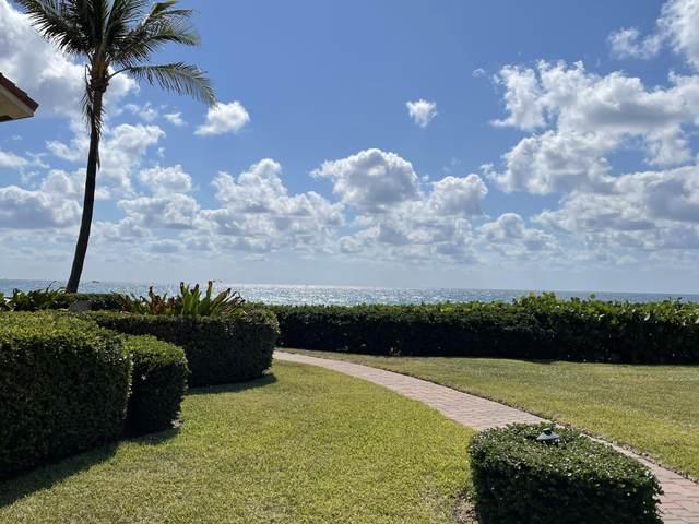 6711 N Ocean Boulevard #24, Ocean Ridge, FL 33435 (MLS #RX-10724980) :: The DJ & Lindsey Team