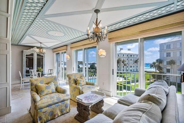 4333 N Ocean Boulevard Bs3, Gulf Stream, FL 33483 (#RX-10725043) :: Posh Properties