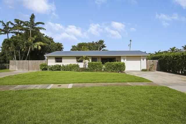 985 Laurel Road, North Palm Beach, FL 33408 (#RX-10725054) :: The Rizzuto Woodman Team