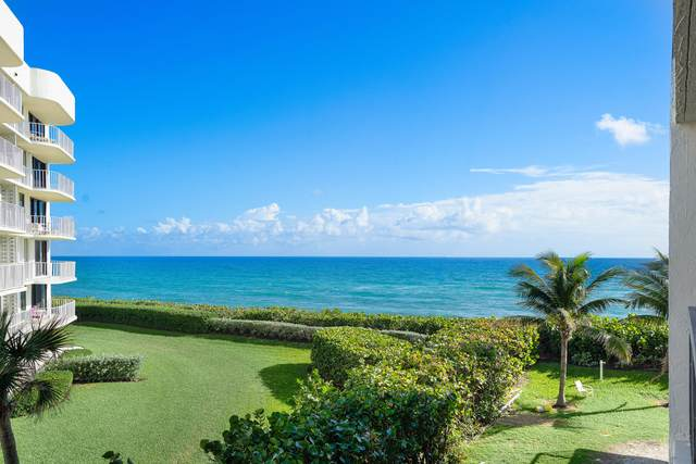 3390 S Ocean Boulevard #305, Palm Beach, FL 33480 (#RX-10725059) :: The Power of 2 | Century 21 Tenace Realty