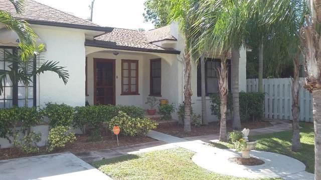 416 Westwood Road, West Palm Beach, FL 33401 (#RX-10725072) :: Michael Kaufman Real Estate