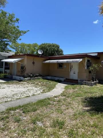 610 S 13th Street, Fort Pierce, FL 34950 (#RX-10725086) :: Posh Properties