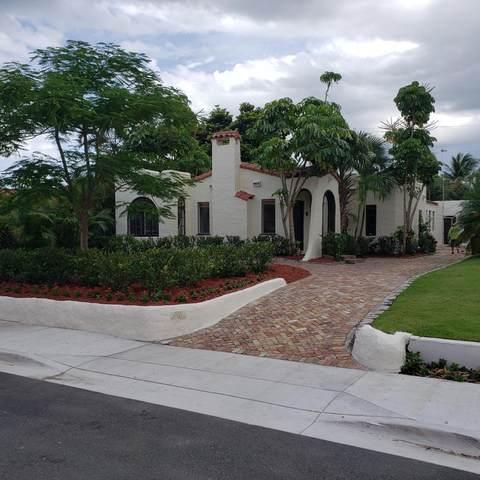 614 Park Place, West Palm Beach, FL 33401 (#RX-10725176) :: Ryan Jennings Group