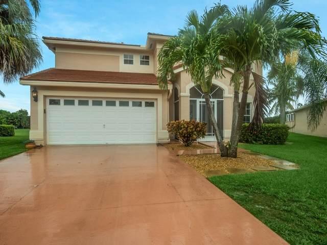 6130 Harbour Greens Drive, Lake Worth, FL 33467 (#RX-10725189) :: Dalton Wade