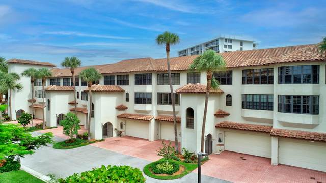 4401 N Ocean Blvd #12, Boca Raton, FL 33431 (#RX-10725233) :: Michael Kaufman Real Estate