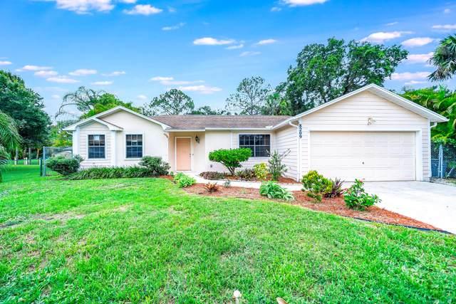 8209 Kenwood Road, Fort Pierce, FL 34951 (#RX-10725234) :: Posh Properties