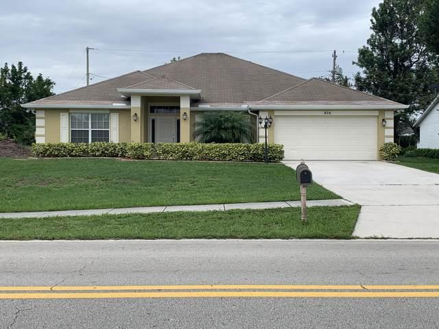 808 SW Tulip Boulevard, Port Saint Lucie, FL 34953 (#RX-10725237) :: Dalton Wade