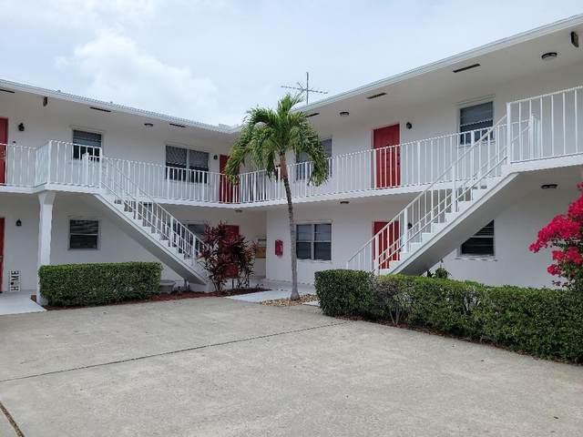 531 N J Street #6, Lake Worth Beach, FL 33460 (#RX-10725244) :: DO Homes Group