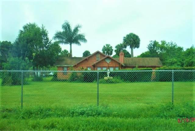 14601 Orange Avenue, Fort Pierce, FL 34945 (#RX-10725246) :: Posh Properties