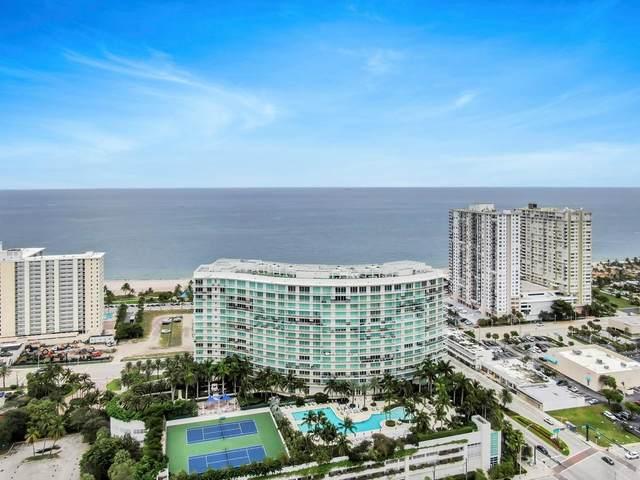 1 N Ocean Boulevard #201, Pompano Beach, FL 33062 (#RX-10725254) :: Posh Properties