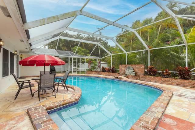 1346 NW 4th Street, Boca Raton, FL 33486 (#RX-10725277) :: Posh Properties