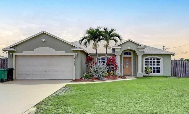 3698 SW Hale Street, Port Saint Lucie, FL 34953 (#RX-10725308) :: Posh Properties