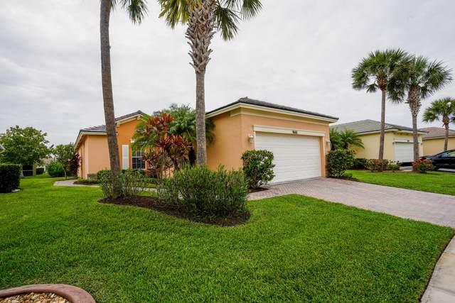 9681 SW Glenbrook Drive, Port Saint Lucie, FL 34987 (#RX-10725340) :: Posh Properties